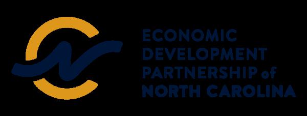 Economic Development Partnership of North Carolina logo