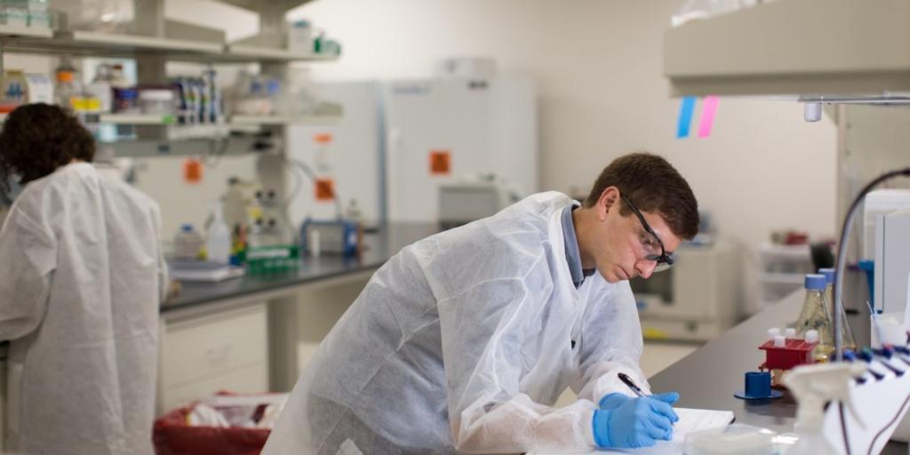 Lab Technician at Locus BioSciences